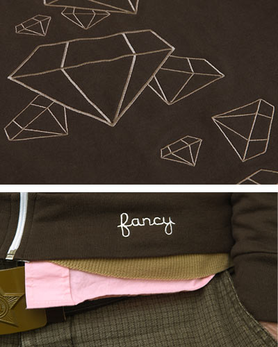 Veer Diamond Jacket - Detail