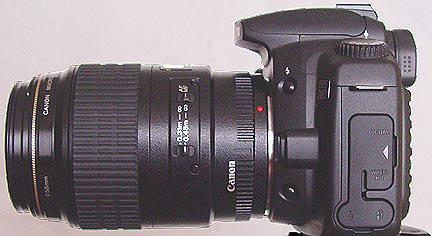 Canon EF 100mm Macro Lens
