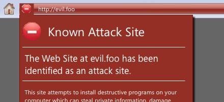 Firefox 3 Malware Prevention
