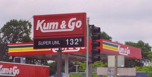 Kum & Go gas station