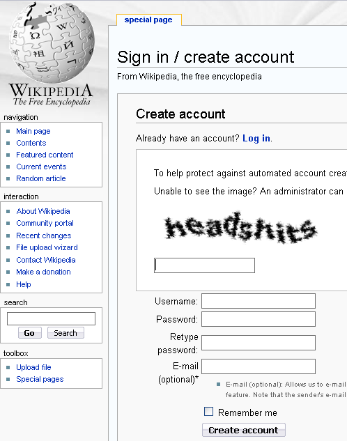 Wikipedia headshit