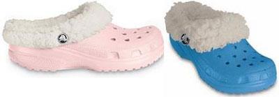 Crocs + Uggs = Cruggs?