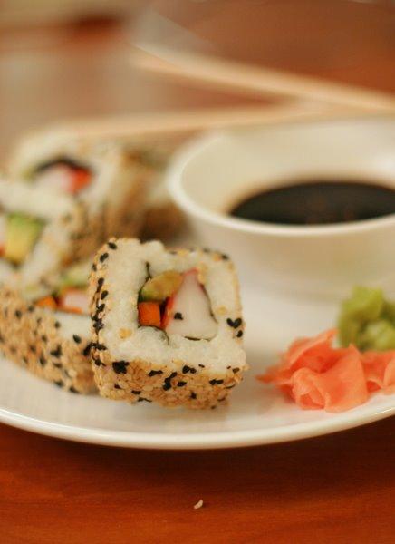 Sushi Crumb