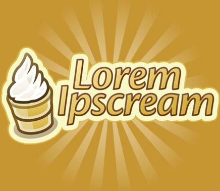 LoremIpscream.com Logo