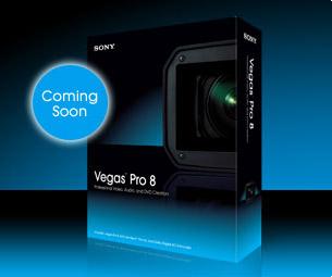 Vegas 8 - Box