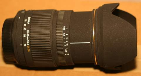 Sigma 28-70mm f/2.8