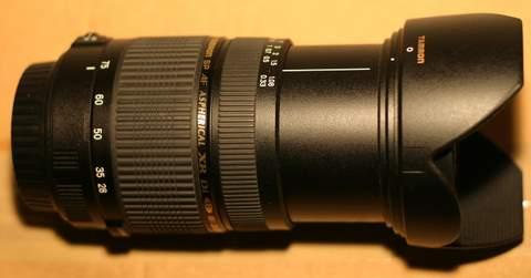 Tamron 28-75mm f/2.8