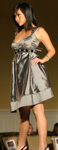 Faces 2007 Silver Dress