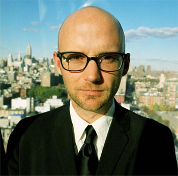 Moby Gives Away Music