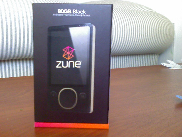Last Zune 80 in DC Area