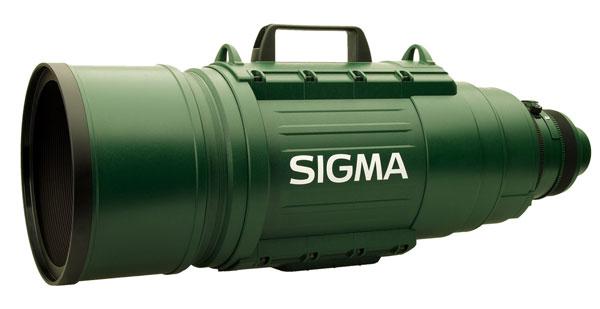 Sigma 200-500 f/2.8