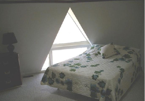 Triangular windows at 10696 GRAELOCH Rd LAUREL, MD 20723
