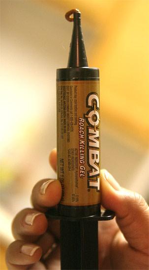 Roach Gel Syringe