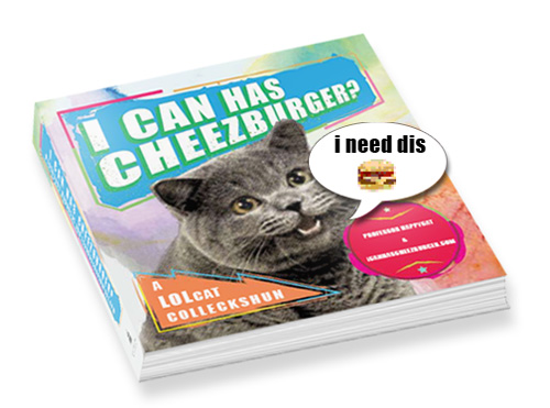 icanhazcheezburger Book