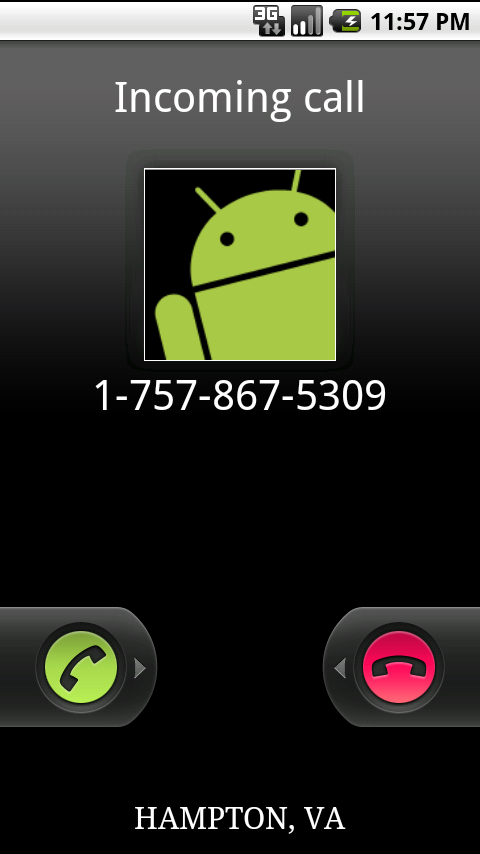 Caller photo fullscreen Android। How to set fullscreen ...